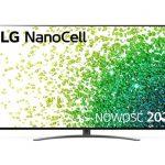LG NANO86 (NANO863PA): nowe telewizory w sprzedaży