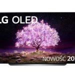 Telewizory LG OLED C12 w sklepach