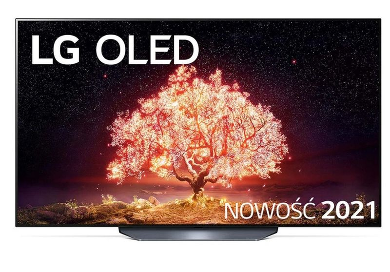 Telewizory LG OLED