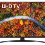 LG UP81003LA: telewizory 4K (2021) już w sklepach