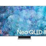Samsung QN900A (Neo QLED): nowe telewizory 8K (2021)