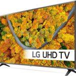 LG UP75003LF: tanie i proste telewizory 4K już w sklepach
