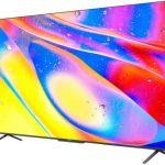 Telewizory QLED: co oferują modele TCL z serii C725?