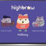 Highbrow w telewizorach LG z webOS