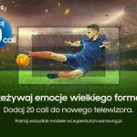Dodaj 20 cali: nowa kampania marki Samsung zakończona