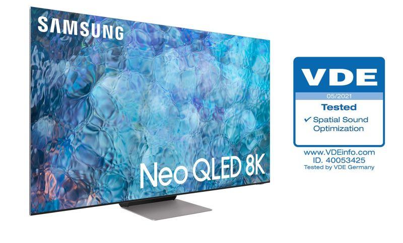 Telewizory Samsung Neo QLED