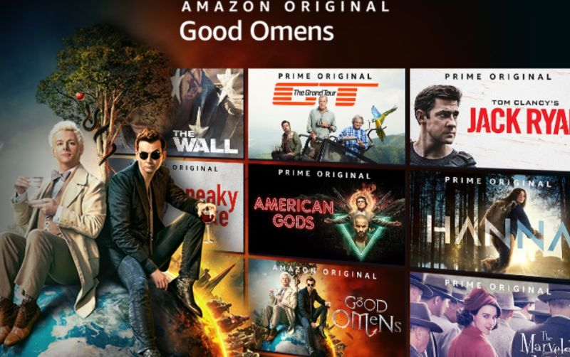 Najlepsze filmy Amazon Prime Video