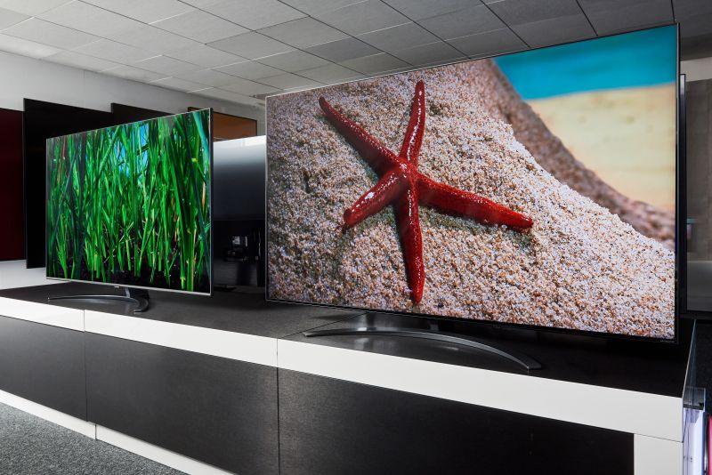 Najlepsze telewizory 2021 -2022 wg EISA