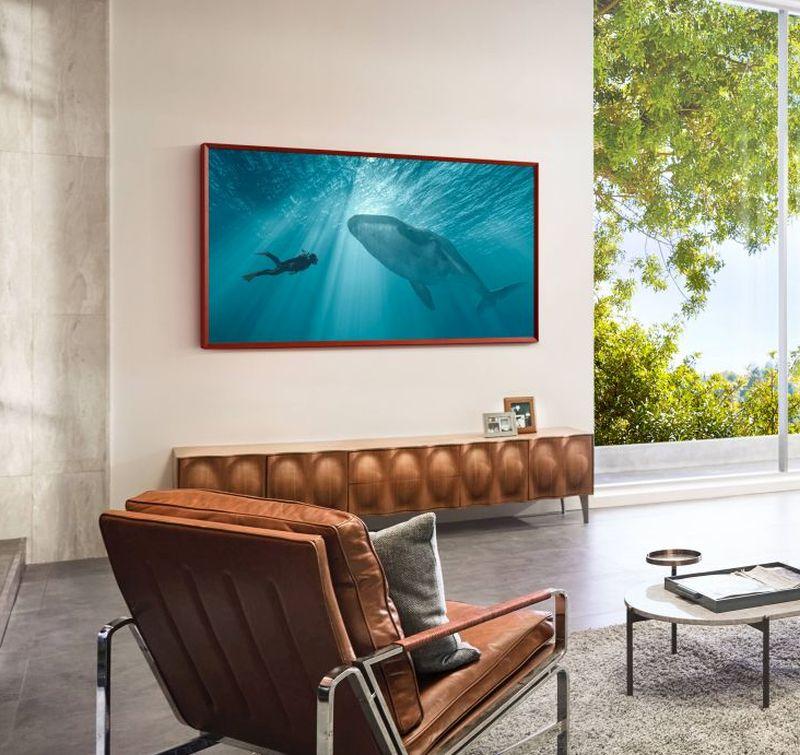 Telewizor The Frame 2021