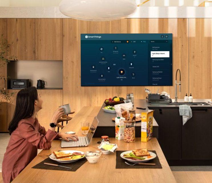 Tizen w Samsung Smart TV