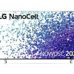 LG NANO77: kolejne telewizory NanoCell