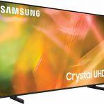 Samsung UE60AU8072: test dużego telewizora Crystal UHD