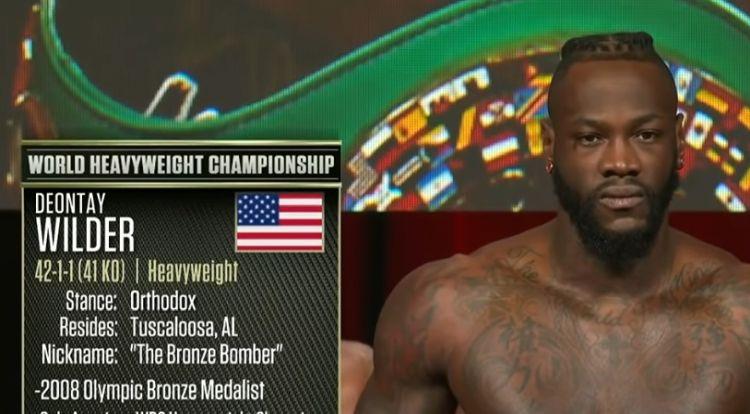 Gala boksu w Las Vegas